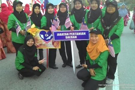 Hari Kemerdekaan Malaysia Ke 58