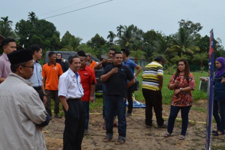 Lembah Kurma pertama di Johor