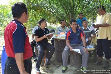 Kursus Pegawai - Kulaijaya
