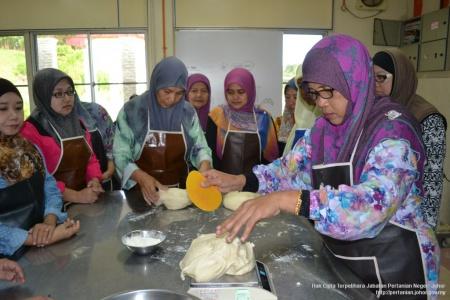 Kursus Pembuatan Roti