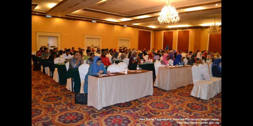 Kursus Keusahawanan Industri Asas Tani 2016