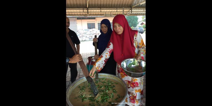 Bubuk Lambuk Pejabat Pertanian Daerah Johor Bahru