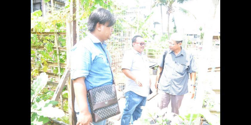Projek Pertanian Bandar Surau Abidin, Taman Sri Putri