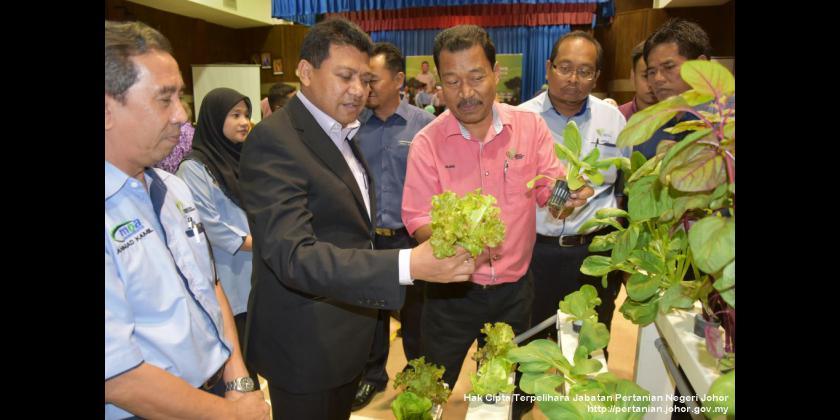 Seminar Pertanian Bandar & Anugerah Projek Terbaik