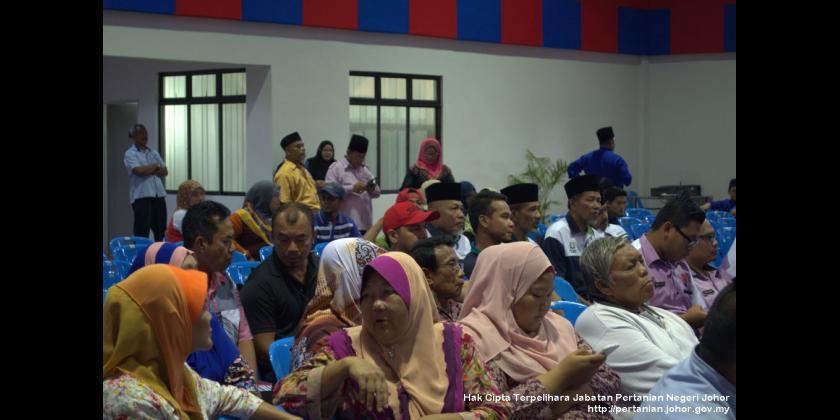 Majlis Penyerahan Sijil Bantuan PGU DUN Pulai Sebatang