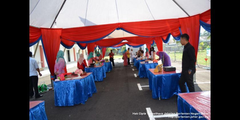 Pertandingan Memasak Sempena Hari Keputeraan Rasmi DYMM Sultan Johor
