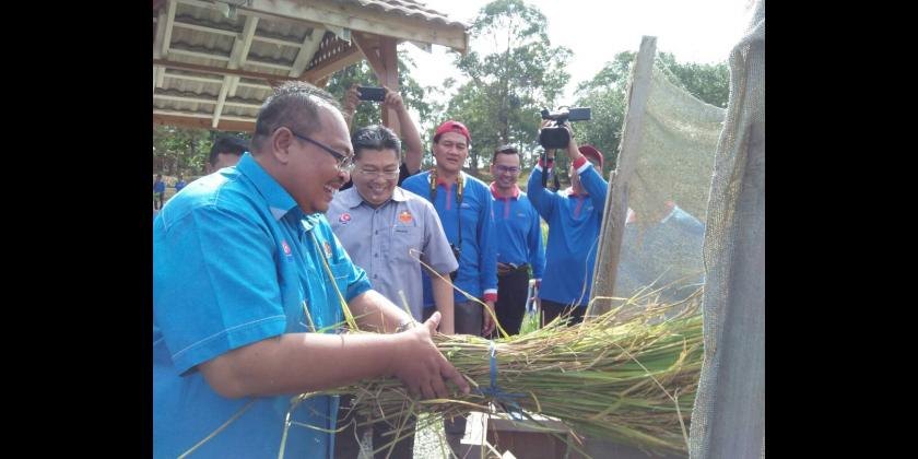 Program Transformasi Taman Pertanian Johor