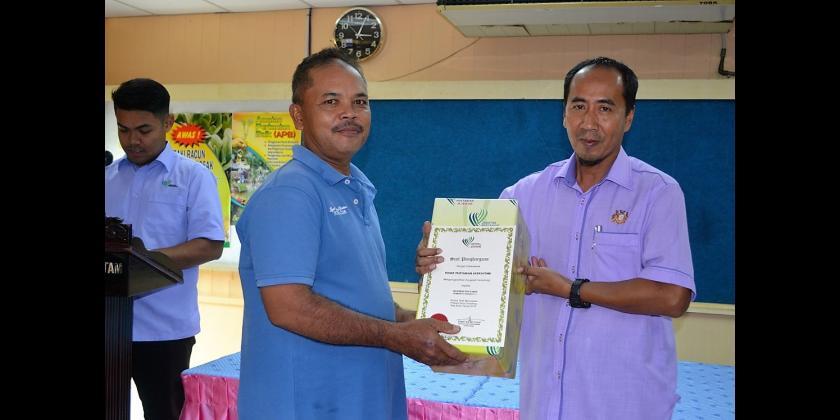 Majlis Anugerah Cemerlang Bulanan