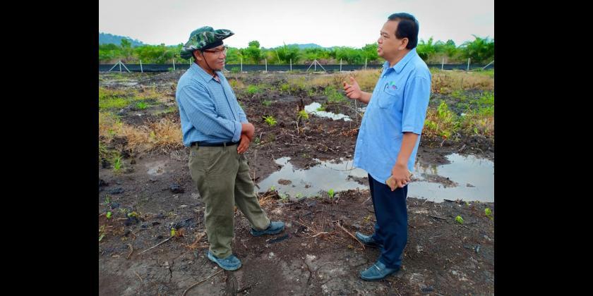 Siasatan Pemantauan Permohonan Projek di bawah Peruntukan Negeri bagi tahun 2019