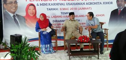 Seminar Agronita Peringkat Negeri Johor