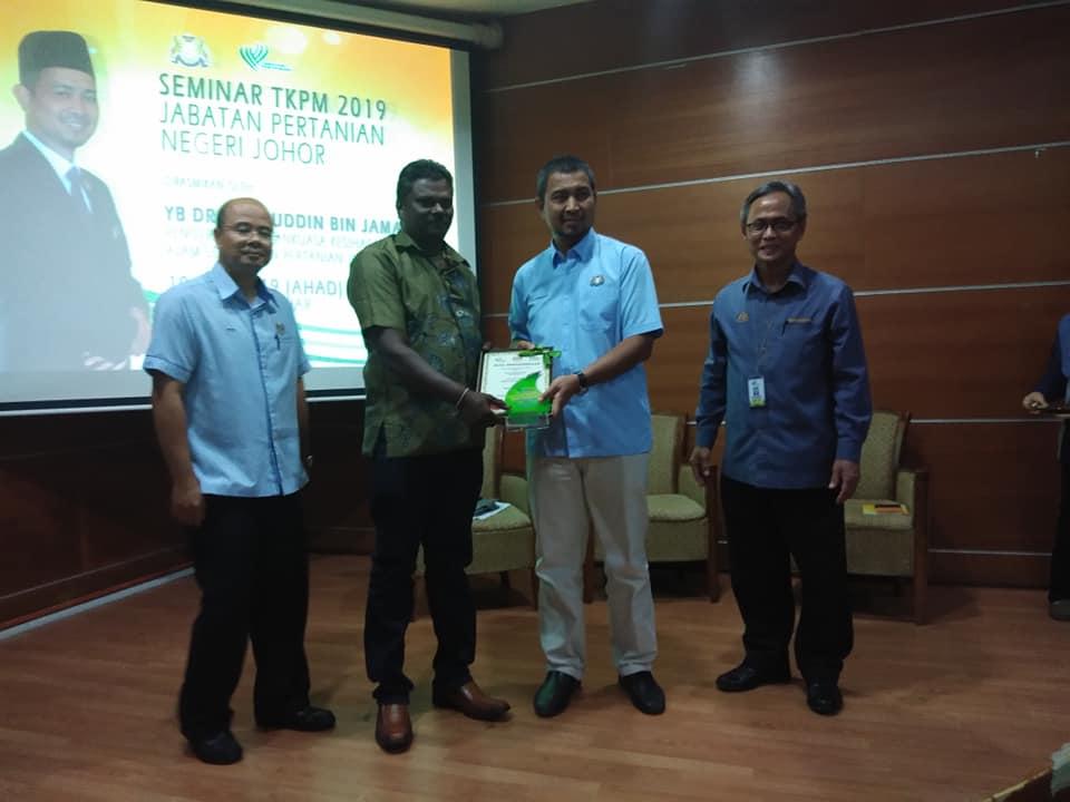 Seminar TKPM ruang peserta berkongsi pengalaman