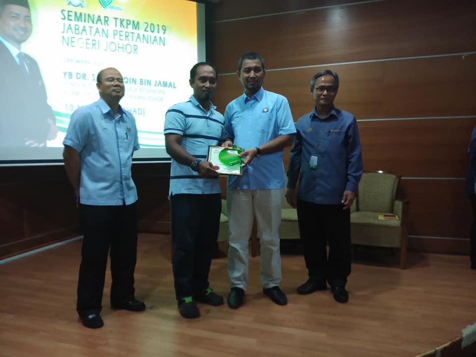 Seminar TKPM ruang peserta berkongsi pengalaman dan pengetahuan