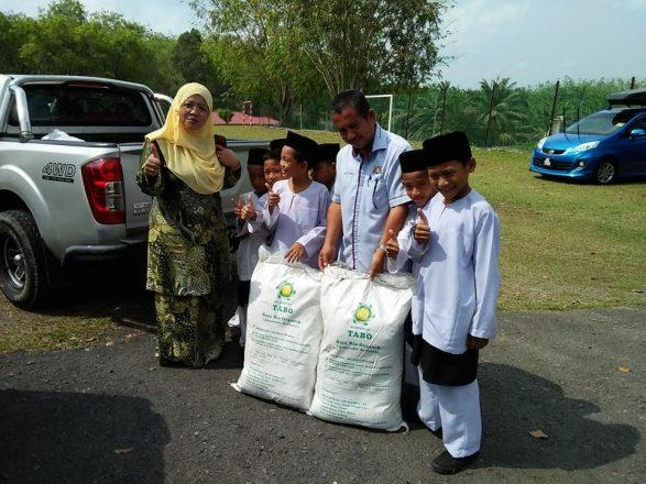 Laman Herba SK Kg Melayu Raya, Segamat