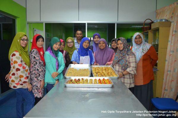 Kursus pembuatan pastri