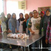 Kursus pembuatan biskut kelapa