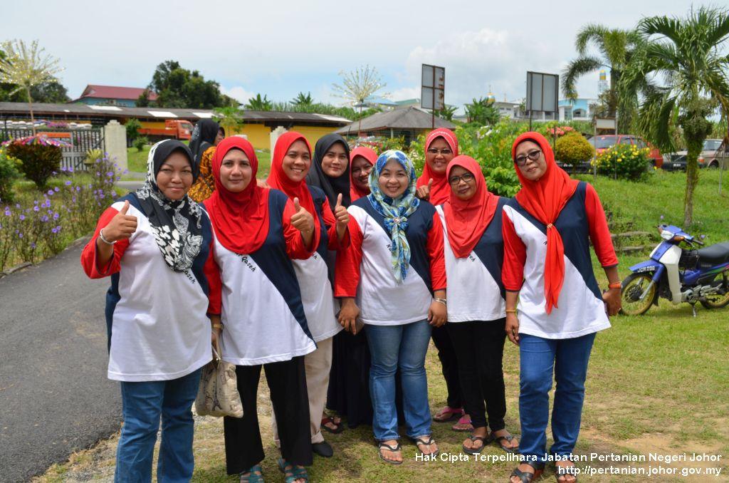 Pertandingan Kumpulan Wanita Jaya Peringkat Negeri 2017