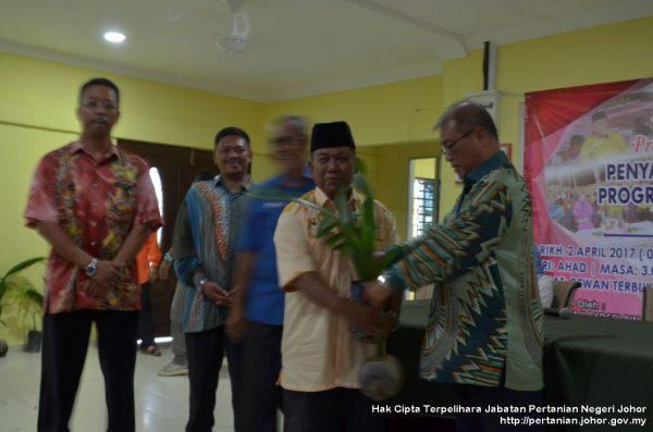 Program Pertanian Rakyat & Bantuan PGU DUN Panti