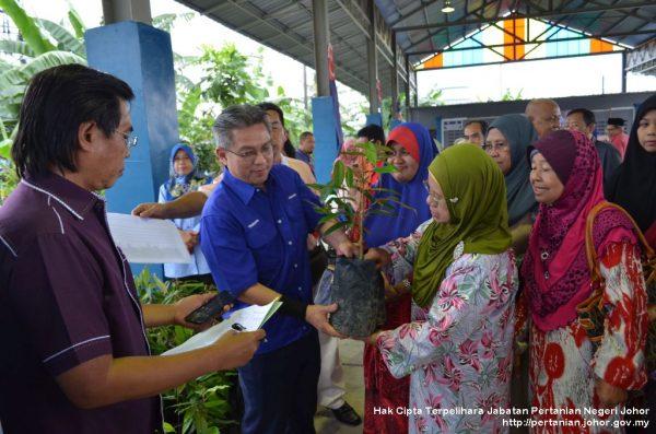 Program Pertanian Rakyat & Bantuan PGU DUN Pasir Raja