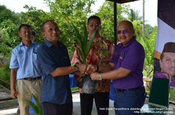 Program Pertanian Rakyat & Bantuan PGU DUN Sedili