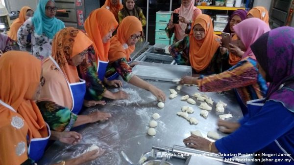PPAH terima kunjungan HELWA Taman Nusantara