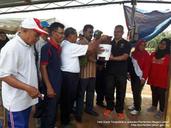 Penghulu, Ketua Kampung, Ahli JKKK ikuti kursus fertigasi