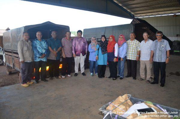 Pertandingan Kelompok Tani Jaya & Kumpulan Wanita Jaya Peringkat Negeri