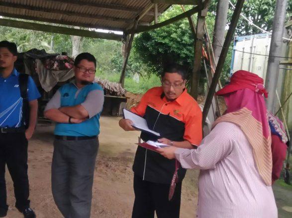 Lawatan Pemeriksaan Ladang Syarikat Athema Agronomi Sdn Bhd