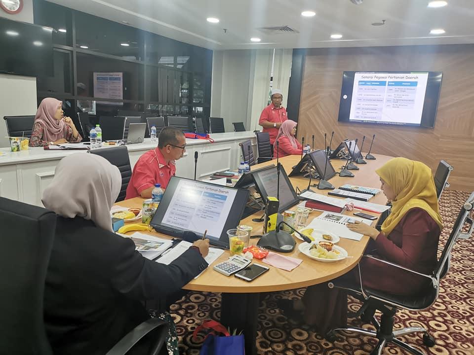 Pertandingan Daerah Perkhidmatan Inovatif Peringkat Negeri Johor