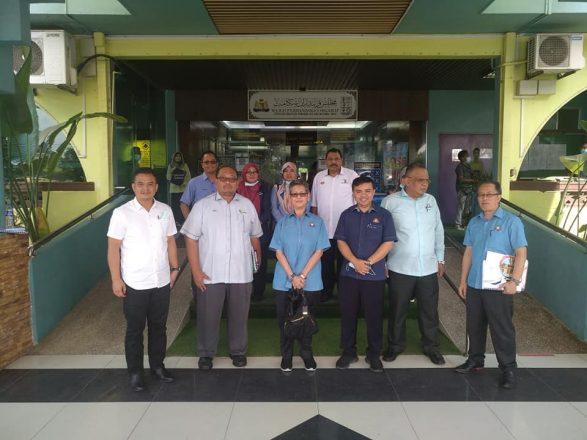 Lawatan YB Datuk Samsolbari Jamali, Pengerusi JK Pertanian, Industri Asas Tani dan Pembangunan Luar Bandar Negeri Johor ke Daerah Segamat.