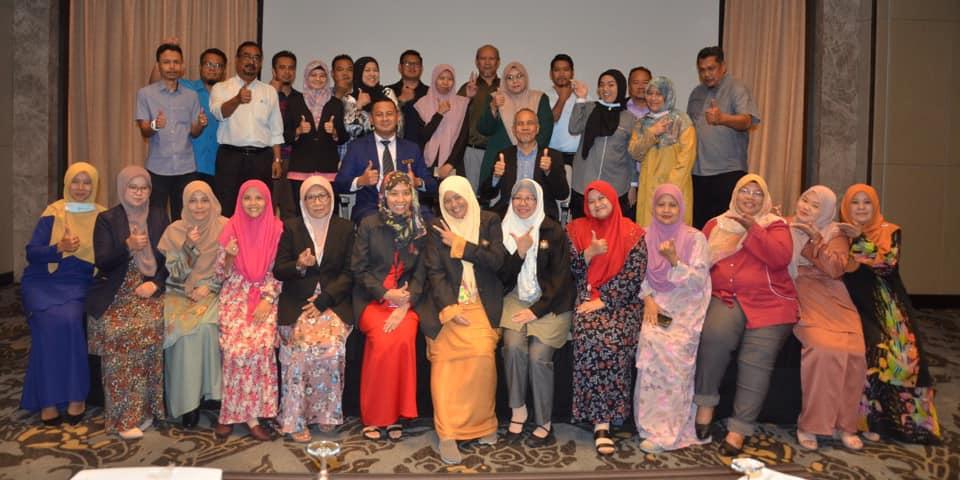Kursus Pengurusan Aset dan Stor Kerajaan dibawah Jabatan Pertanian Negeri Johor
