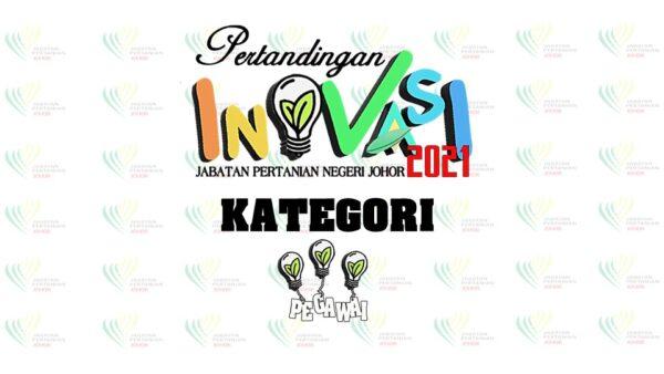 Pertandingan Inovasi Jabatan Pertanian Negeri Johor Tahun 2021 – Kategori Pegawai