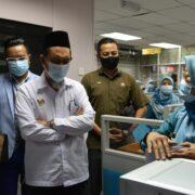 Lawatan Kerja Ketua Pengarah Pertanian Malaysia Ke Negeri Johor