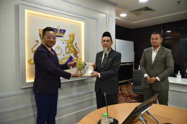 JPNJ Terima Kunjungan Dari Ketua Pengarah Pertanian Malaysia