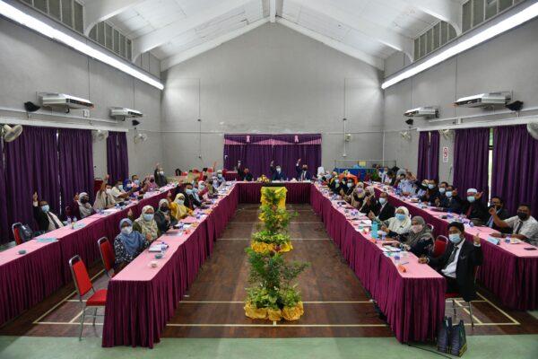 MPPJN Bilangan 01/2021 dan Pemukiman Sasaran Kerja Tahunan (SKT) Tahun 2021