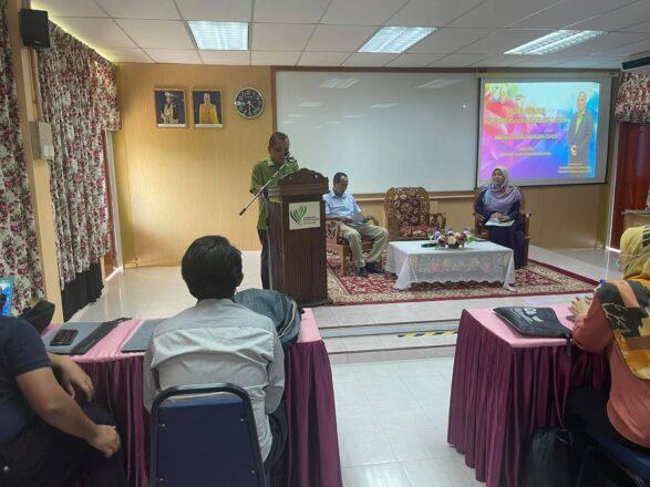 Majlis Penutupan Kursus Persijilan Halal Siri 1/2021